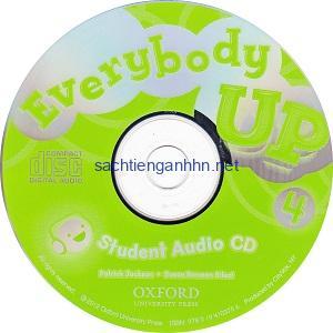 Everybody Up 4 Student Audio CD