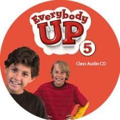 Everybody Up 5 Class Audio CD2