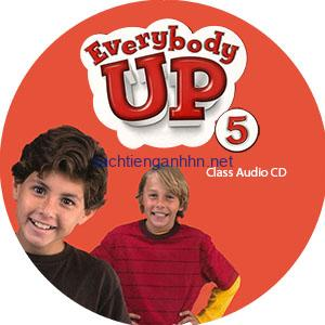 Everybody Up 5 Class Audio CD1