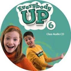 Everybody Up 6 Class Audio CD2