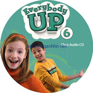 Everybody Up 6 Class Audio CD1