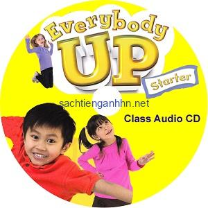 Everybody Up Starter Class Audio CD
