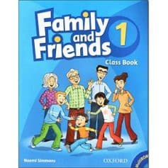 Family and Friends 1 Class Book