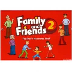 Family and Friends 2 Phonics Cards