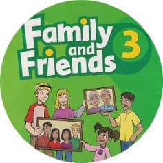 Family and Friends 3 Class Audio CD 1
