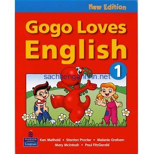 Gogo Loves English 1 Student Book New Edition