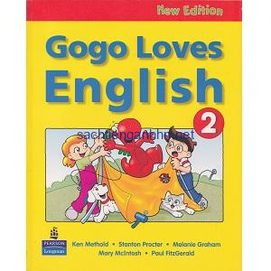 Gogo Loves English 2 Student Book New Edition