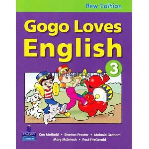 Gogo Loves English 3 Student Book New Edition