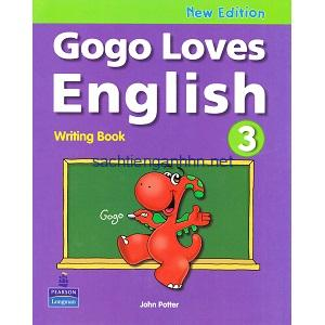 Gogo Loves English 3 Writing Book New Edition