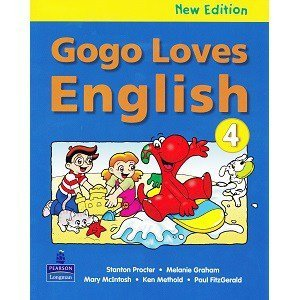 Gogo Loves English 4 Student Book New Edition