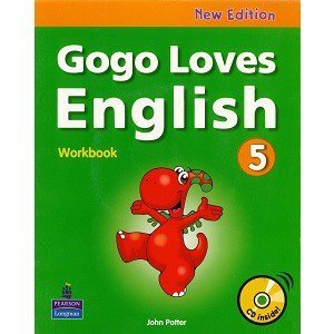 Gogo Loves English 5 Workbook New Edition