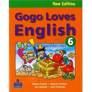 Gogo Loves English 6 Student Book New Edition
