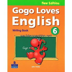 Gogo Loves English 6 Writing Book New Edition