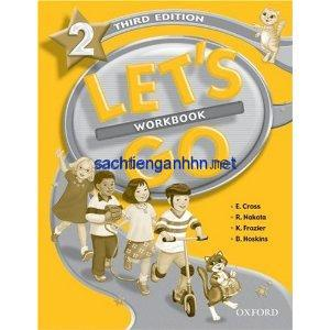 Let's Go 2 Workbook Book 3rd Edition