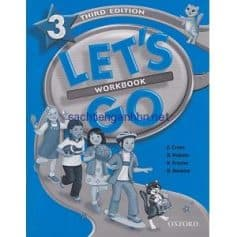 Let's Go 3 Workbook 3rd Edition