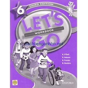 et's Go 6 Workbook 3rd Edition