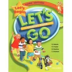 Let's Go Let's Begin Student Book 3rd Edition