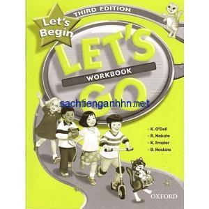 Let's Go Let's Begin Workbook 3rd Edition