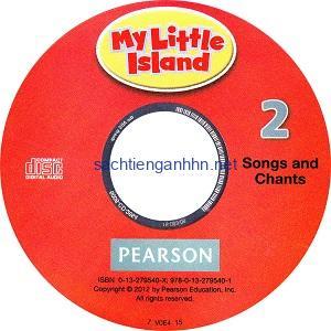 My Little Island 2 Workbook CD Audio
