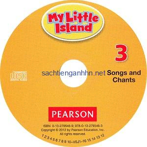 My Little Island 3 Workbook CD Audio