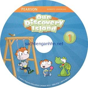 Our Discovery Island 1 Student Book Audio CD C