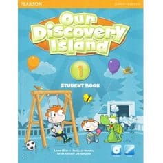 Our Discovery Island 1 Student Book