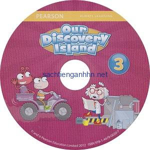 Our Discovery Island 3 Student Book Audio CD A