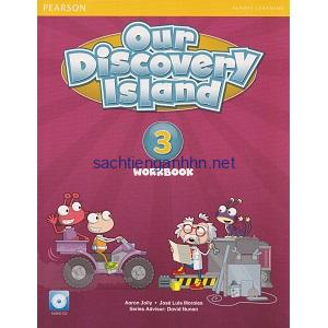 Our Discovery Island 3 Workbook