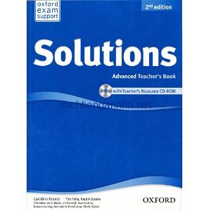Solutions Advanced Teacher's Book 2nd