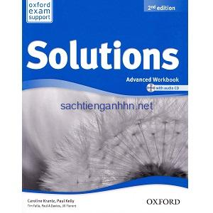 Solutions Advanced Workbook 2nd