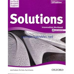 Solutions Intermediate Workbook 2nd