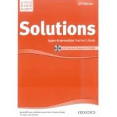 Solutions Upper-Intermediate Teacher's Book 2nd