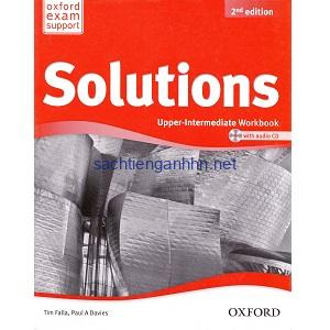 Solutions Upper-Intermediate Workbook 2nd