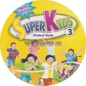 SuperKids 3 Class Audio CD 2