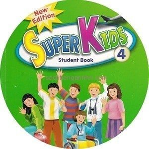 SuperKids 4 Activity Book CD Audio