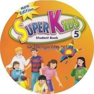 SuperKids 5 Class Audio CD 1