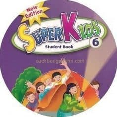 SuperKids 6 Class Audio CD 2