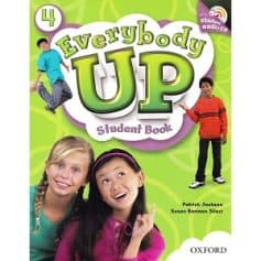 Everybody Up 4 Student Book