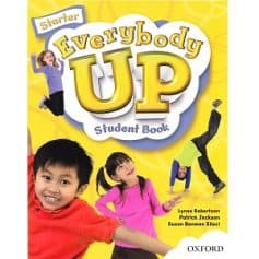 Everybody Up Starter Student Book