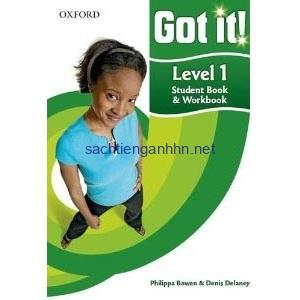 Got it! 1 Student Book – Workbook