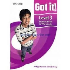 Got it! 3 Student Book - Workbook