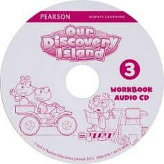 Our Discovery Island 3 Workbook CD Audio
