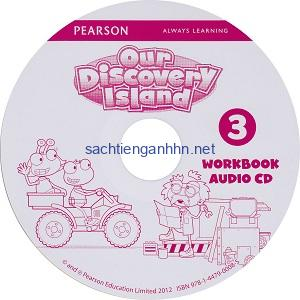 Our Discovery Island 3 Workbook Audio CD