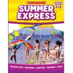 Summer Express Between Grades 1&2