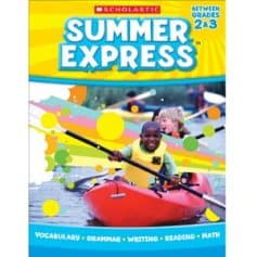Summer Express Between Grades 2&3