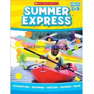 Summer Express Between Grades 2&3