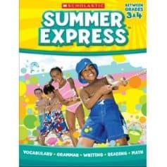 Summer Express Between Grades 3&4