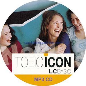 Toeic Icon LC Basic Mp3 CD