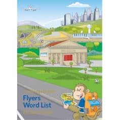 Cambridge English Flyers Word List Picture Book
