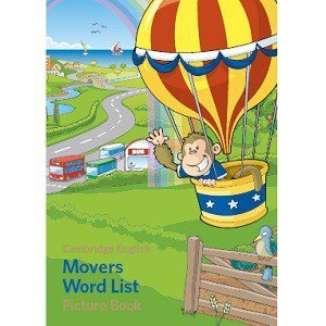 Cambridge English Movers Word List Picture Book
